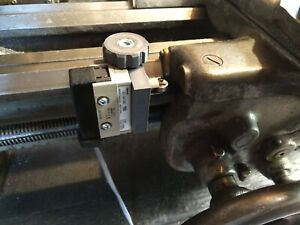 South Bend Lathe 9 10k Carriage Stop Limit Switch