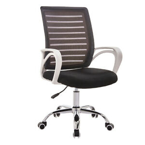 Office Chair Computer Desk Chair Gaming Ergonomic Mid Back Cushion Adjustable Us