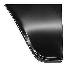 60 66 Chevy C10 Truck Lh Driver Side Lower Fender Patch Panel Rear Of Fender