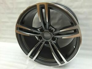 4pc 19 Staggered Wheels Rims M3 Style Fits Bmw 325 328 330 335 Xdrive Awd New