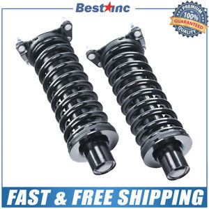 Front Pair Complete Strut Assembly For 2005 2006 Jeep Liberty Diesel Engine Only