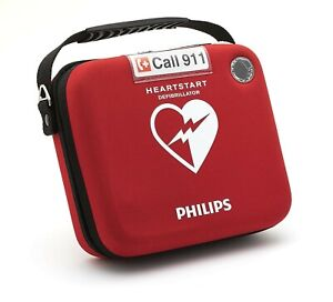 Philips Heartstart Home Slim Carry Case For Aed Defibrillator