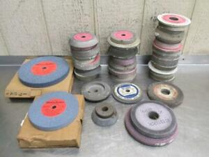 Machinist Od Id Surface Grinder Grinding Wheels 3 1 2 To 8