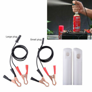 Parts Accessories Car Fuel Injector Flush Cleaner Adapter Cleaning Tool Diy Kit