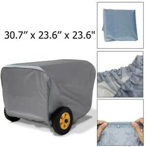 30 7 Generator Storage Cover For Champion Portable Weather resistant Dustproof