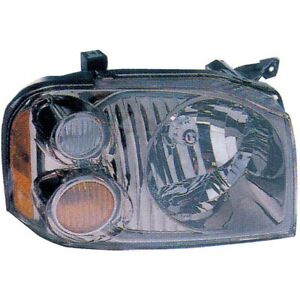 For Nissan Frontier 2001 2002 2003 2004 Right Side Headlight Assembly