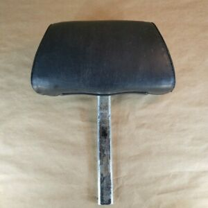 Mg Mgb Midget 1977 80 Original Headrest Black Oem