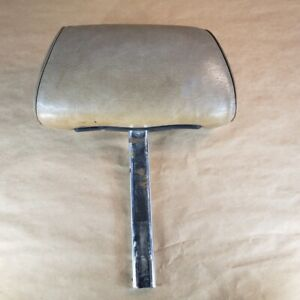 Mg Mgb Midget 1977 80 Original Headrest Beige Oem