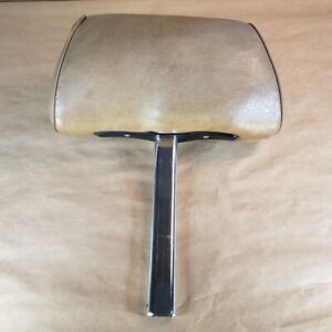 Mg Mgb Midget 1977 1980 Original Headrest Beige Oem
