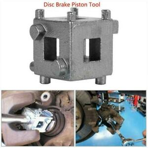 Car Rear Disc Brake Piston Caliper Wind Back Cube Tool Ratchet New Drive Y0c9