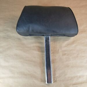 Mg Mgb Midget 1977 1980 Original Headrest Black Oem