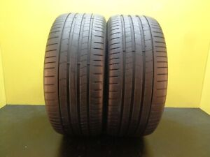 2 Take Off Tires Pirelli P Zero Run Flat Rsc 275 40 21 107y 80 Life 29520