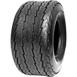 2 New Rubbermaster P815 St 20 5x8 00 10 Load E 10 Ply Trailer Tires