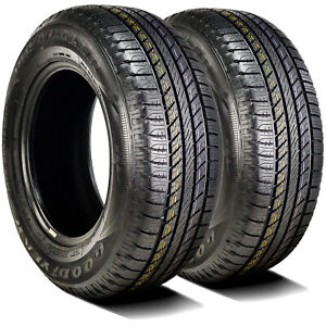 2 New Goodyear Wrangler Hp 265 70r17 113s A S All Season Tires