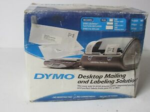 Dymo Desktop Mailing Labeling System 93085 New In Distressed Box Free Shipping