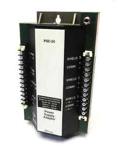 New Mtl Incorporated Psc 24 24 Volt Power Supply Adapter