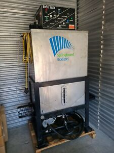 2015 Biopro 380 Ex Automated Biodiesel Processor 100 Gallons Per 23 Hours