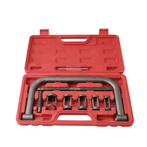 5 Sizes Valve Spring Compressor Pusher Kit Automotive Tool Motorcycle Atv Car