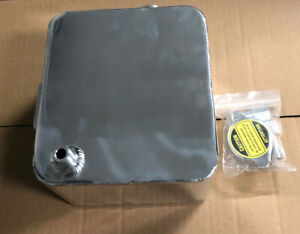 Universal Coolant Overflow Expansion Water Tank 2l