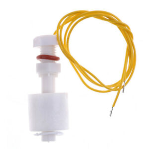 110v Liquid Water Level Sensor Horizontal Float Switch Fish Tank Pump Alarm Se