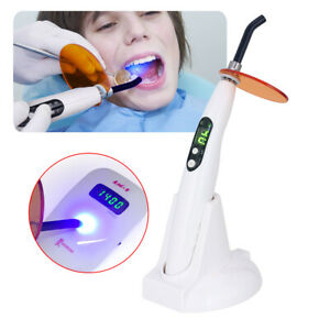 1 Pack Dental Led Blue ray Curing Light Wireless Woodpecker Style F led b