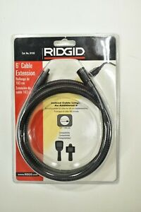 Ridgid 6 Cable Extension 31133 For Inspection Camera