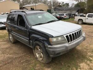Grille Chrome Fits 99 03 Grand Cherokee 444779