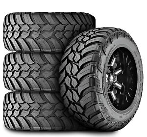 4 Amp Mud Terrain Attack M T A Lt 285 55r20 Load E 10 Ply Mt Mud Tires