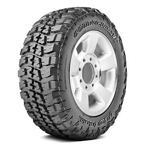 Federal Couragia M t Lt 285 70r17 121 118q D 8 Ply Mt Mud Tire