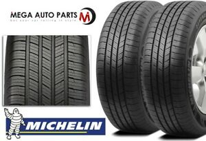 2 Michelin Defender T h 195 65r15 91h All Season Performance 80k Mile Warranty