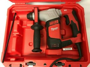 Milwaukee 5263 21 5 8 Corded Sds Plus Rotary Hammer Drill Gr