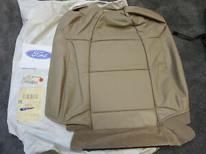 New Oem 2002 2003 Ford F150 Pickup Truck Lariat Replacement Seat Leather Cover