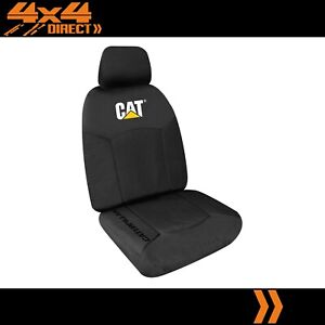 Single Caterpillar Cat Canvas Seat Cover For Mg Mgb Gt