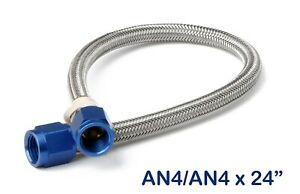 Nos 15230nos Stainless Steel Braided Hose