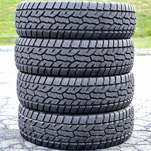4 set All Country A t Lt 275 65r20 Load E 10 Ply At All Terrain blem Tires