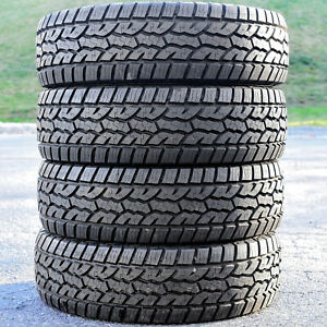 4 Set All Country A T 265 70r17 Load E 10 Ply At All Terrain Blem Tires