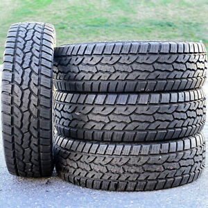 4 Set All Country A T 265 70r17 115t At All Terrain Blem Tires