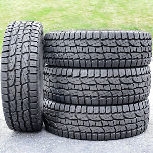4 Set Crosswind A T 285 75r16 Load E 10 Ply At All Terrain Blem Tires
