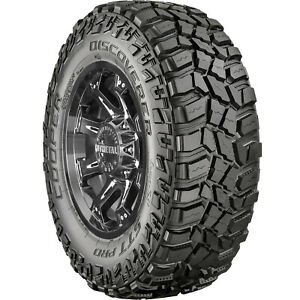 Cooper Discoverer Stt Pro Lt 275 65r20 126 123q Load E 10 Ply M t Mud Tire