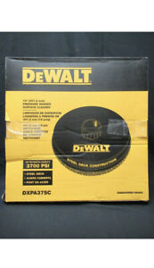 Dewalt 18 Surface Cleaner For Gas Pressure Washers Up To 3700psi Dxpa37sc