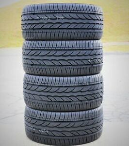 4 New Leao Lion Sport 205 50r16 87w Performance Tires 2015