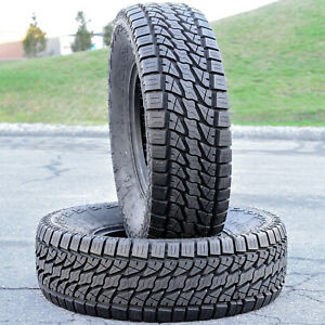 2 Pair Lion Sport A T 285 75r16 Load E 10 Ply At All Terrain Blem Tires