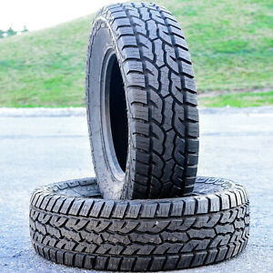2 Pair All Country A T 285 75r16load E 10 Ply At All Terrain Blem Tires