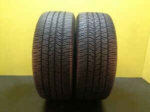 2 Like New Tires Goodyear Eagle Rs a 245 55 18 103v 99 Life 29563