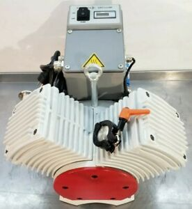 Pfeiffer Xtradry 150 2 Vacuum Pump oil less dry only 3090 Hours po P01 151 A