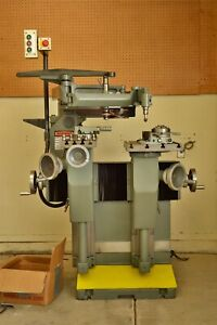 Deckel Gk12 Universal Engraving And Profiling Machine Complete Pantograph