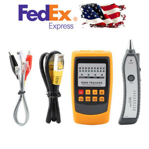 Car Cable Wire Tracker Short Open Circuit Finder Tester Detector Tool Usa Ship