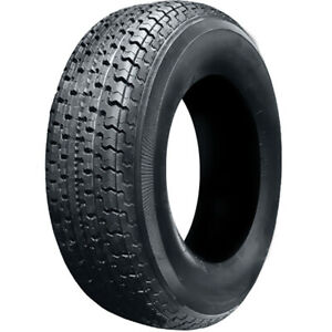 4 New Americus St Radial St 225 75r15 Load D 8 Ply Trailer Tires