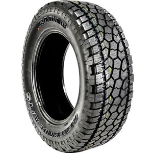 4 New Radar Renegade A T5 Lt 285 50r22 Load E 10 Ply At All Terrain Tires