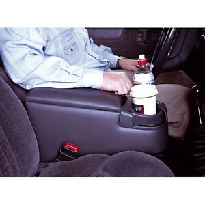 Outland 33101 09 Truck Bench Seat Console Charcoal
